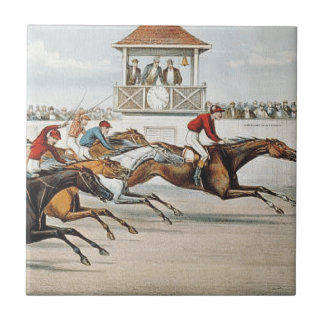 TOP Race to Victory Ceramic Tile