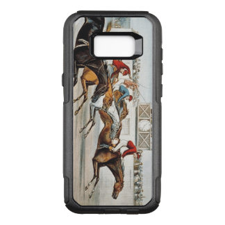 TOP Race to Victory OtterBox Commuter Samsung Galaxy S8+ Case