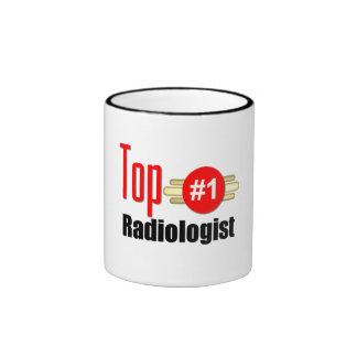 Top Radiologist Ringer Mug