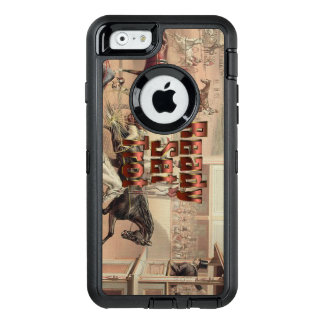 TOP Ready Set Trot OtterBox Defender iPhone Case