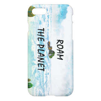 TOP Roam the Planet iPhone 8/7 Case