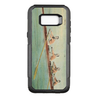 TOP Rower OtterBox Commuter Samsung Galaxy S8+ Case