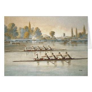 TOP Rowing Card