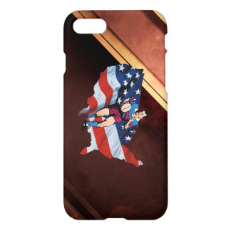 TOP Rugby in the USA iPhone 7 Case