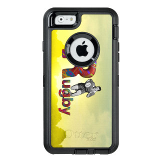 TOP Rugby OtterBox iPhone 6/6s Case
