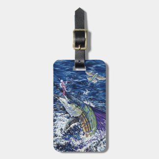 Top Sail Luggage Tag