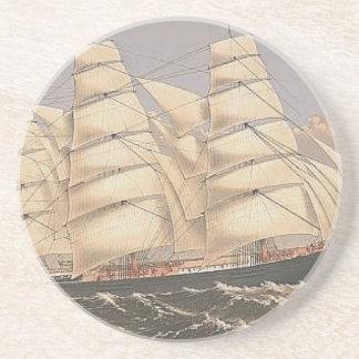 TOP Sailing Seas Coaster