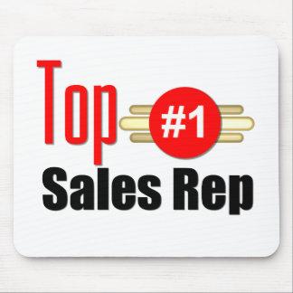 Top Sales Rep Mousepads