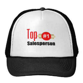Top Salesperson Mesh Hats