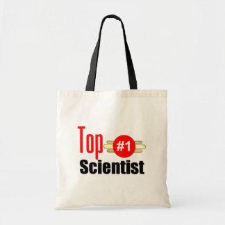Top Scientist Canvas Bag