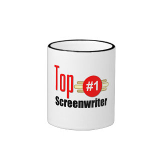 Top Screenwriter Mugs