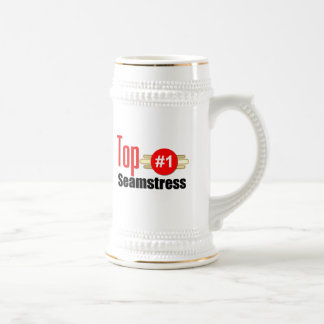 Top Seamstress Coffee Mugs