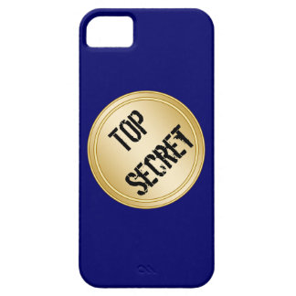 Top Secret iPhone 5 Case