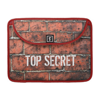 Top Secret Macbook Pro Case