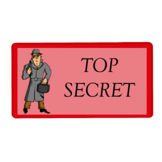Top Secret With Spy