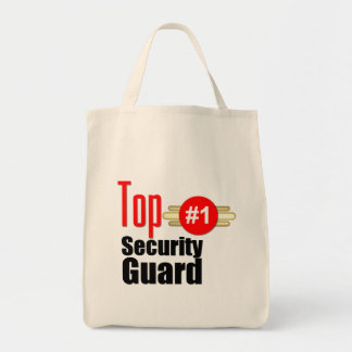 Top Security Guard Canvas Bags