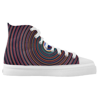 Top Shoes Sneakers, walking shoes, Thrill  Series Printed Shoes