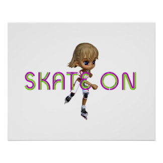 TOP Skate On Poster
