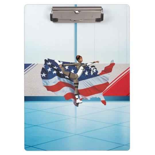 TOP Skate USA Clipboard