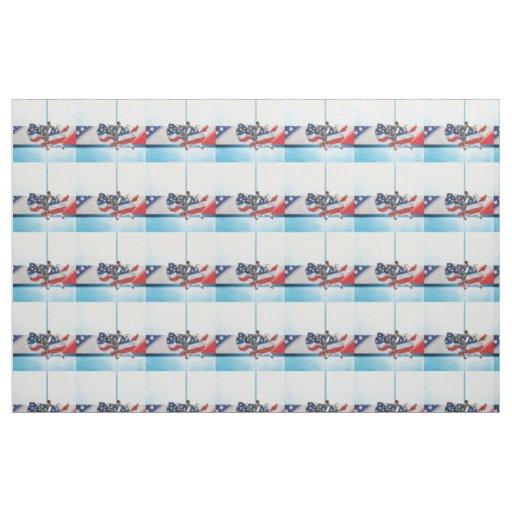 TOP Skate USA Fabric