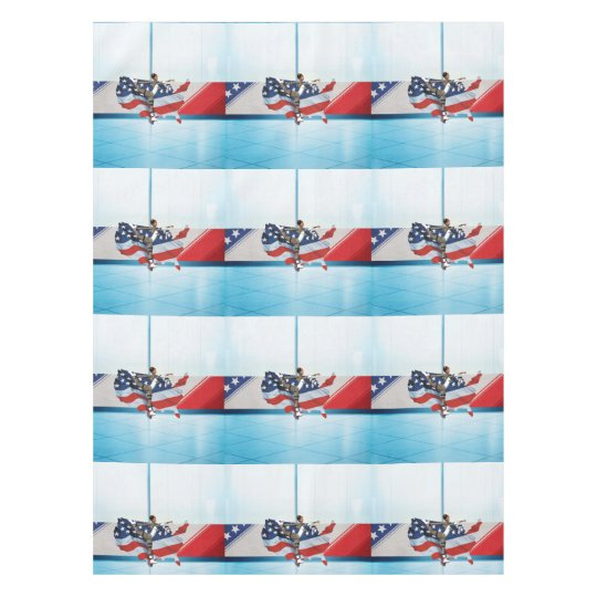 TOP Skate USA Tablecloth