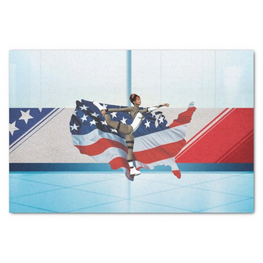 TOP Skate USA Tissue Paper