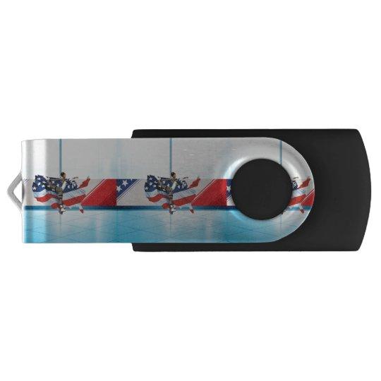 TOP Skate USA USB Flash Drive