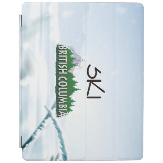 TOP Ski BC iPad Cover