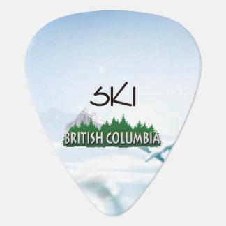 TOP Ski BC Plectrum