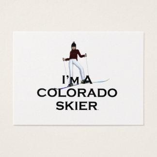 TOP Ski Colorado Business Card