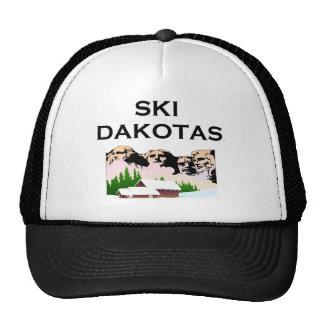 TOP Ski Dakotas Cap