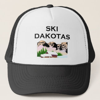 TOP Ski Dakotas Trucker Hat