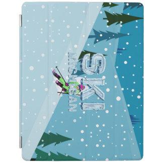 TOP Ski Michigan iPad Cover