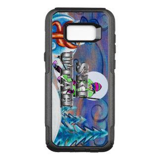 TOP Ski Utah OtterBox Commuter Samsung Galaxy S8+ Case