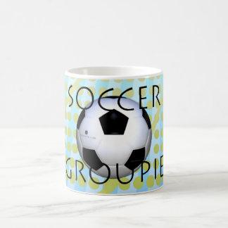 TOP Soccer Groupie Coffee Mug