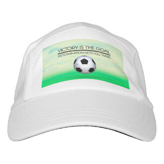 TOP Soccer Victory Slogan Hat