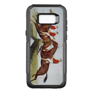 TOP Steeplechase OtterBox Commuter Samsung Galaxy S8+ Case