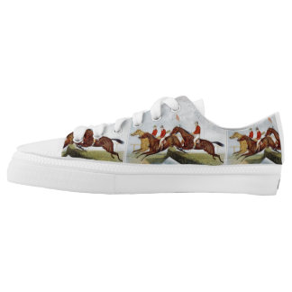 TOP Steeplechase Printed Shoes