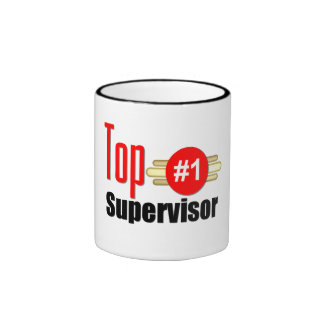 Top Supervisor Coffee Mugs