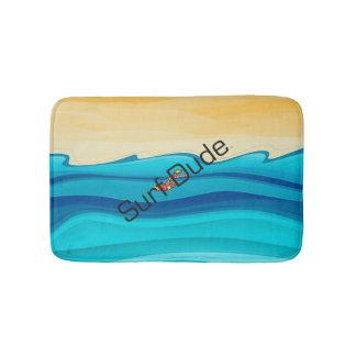 TOP Surf Dude Bath Mat