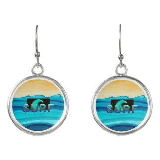 TOP Surf Earrings