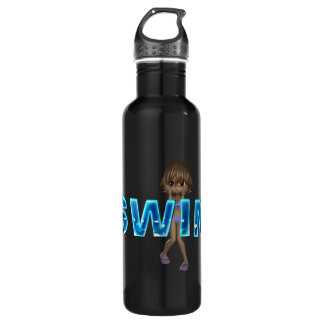 TOP Swim Kids 710 Ml Water Bottle