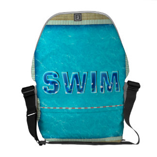 TOP Swim Messenger Bag