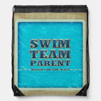 TOP Swim Team Parent Drawstring Bag