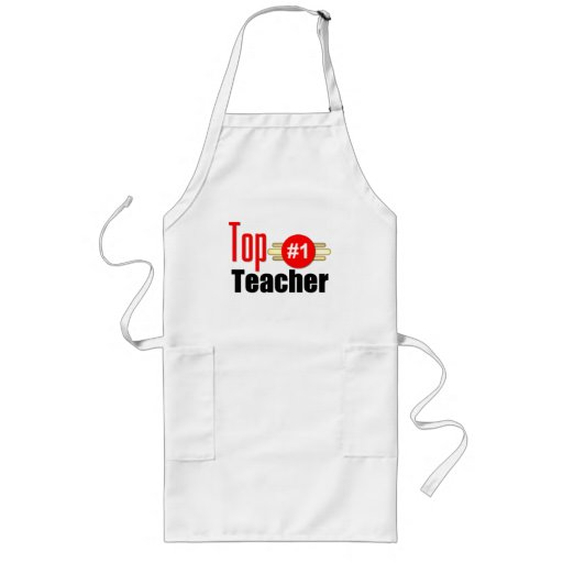 Top Teacher Aprons