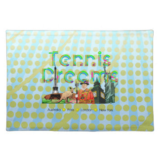 TOP Tennis Dreams Placemat
