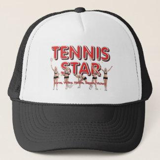 TOP Tennis Star Trucker Hat