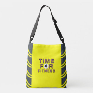 TOP Time for Fitness Crossbody Bag
