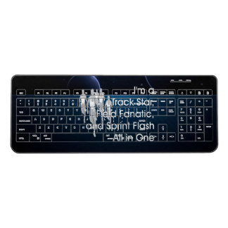 TOP Track All in One Wireless Keyboard