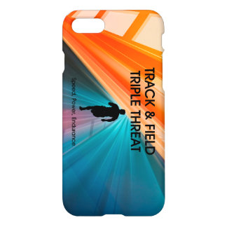TOP Track Triple Threat iPhone 8/7 Case